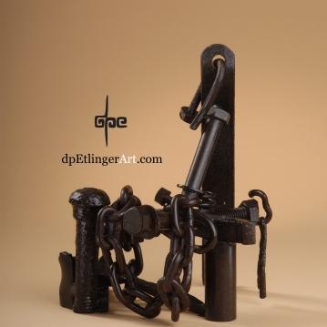 Bolts 'n Chair