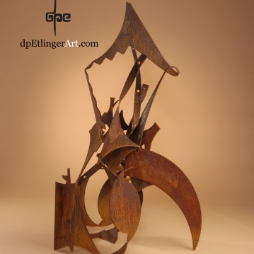 Forgotten Machine-Mild Steel-dpEtlingerArt.com