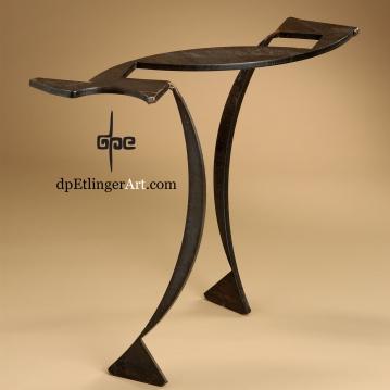 Parallel-Mild Steel-dpEtlingerArt.com
